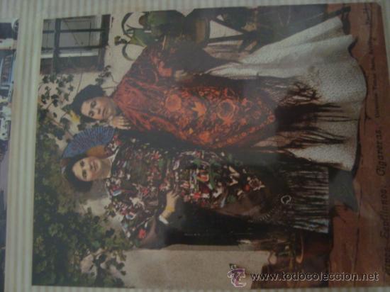 Postales: magnifico y curioso album de coleccionista de la ciudad de sevilla ysu semana santa , virgen cristo - Foto 67 - 29942249