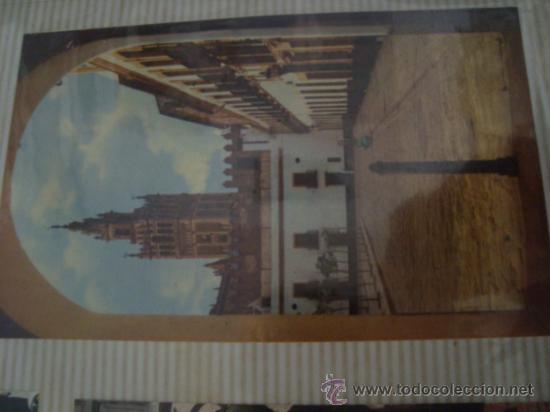 Postales: magnifico y curioso album de coleccionista de la ciudad de sevilla ysu semana santa , virgen cristo - Foto 66 - 29942249