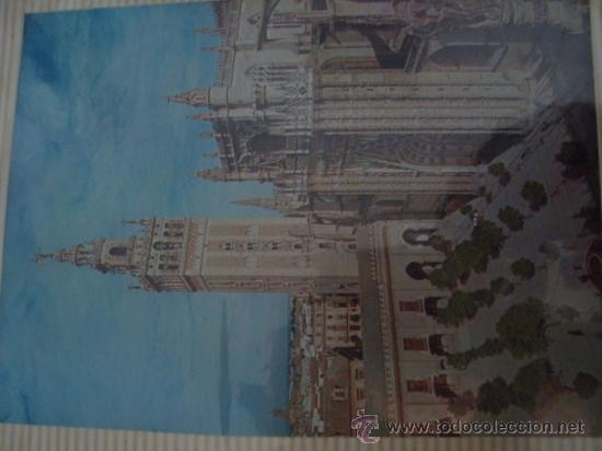 Postales: magnifico y curioso album de coleccionista de la ciudad de sevilla ysu semana santa , virgen cristo - Foto 59 - 29942249