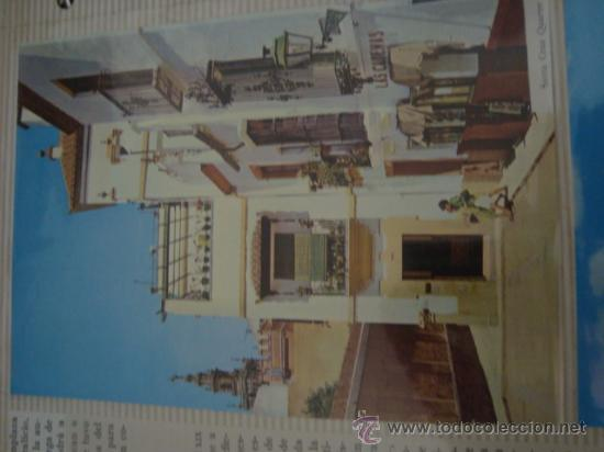 Postales: magnifico y curioso album de coleccionista de la ciudad de sevilla ysu semana santa , virgen cristo - Foto 52 - 29942249