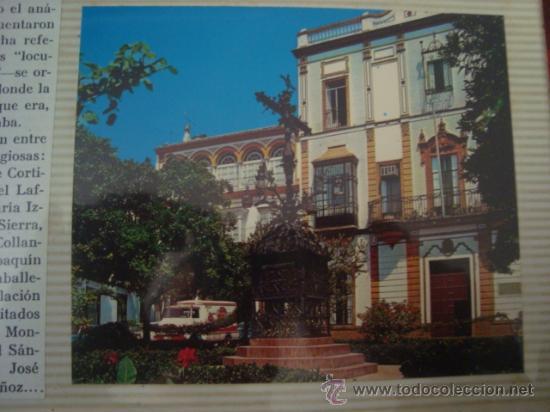 Postales: magnifico y curioso album de coleccionista de la ciudad de sevilla ysu semana santa , virgen cristo - Foto 49 - 29942249