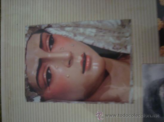 Postales: magnifico y curioso album de coleccionista de la ciudad de sevilla ysu semana santa , virgen cristo - Foto 46 - 29942249