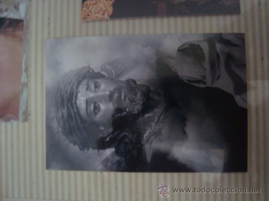 Postales: magnifico y curioso album de coleccionista de la ciudad de sevilla ysu semana santa , virgen cristo - Foto 45 - 29942249