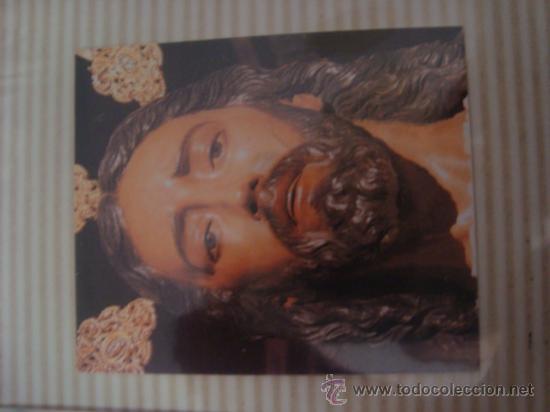 Postales: magnifico y curioso album de coleccionista de la ciudad de sevilla ysu semana santa , virgen cristo - Foto 44 - 29942249