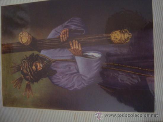 Postales: magnifico y curioso album de coleccionista de la ciudad de sevilla ysu semana santa , virgen cristo - Foto 40 - 29942249
