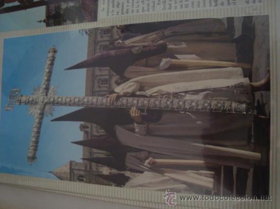 Postales: magnifico y curioso album de coleccionista de la ciudad de sevilla ysu semana santa , virgen cristo - Foto 39 - 29942249