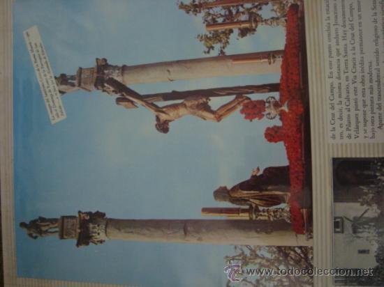 Postales: magnifico y curioso album de coleccionista de la ciudad de sevilla ysu semana santa , virgen cristo - Foto 37 - 29942249