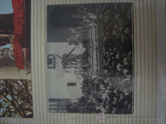 Postales: magnifico y curioso album de coleccionista de la ciudad de sevilla ysu semana santa , virgen cristo - Foto 36 - 29942249