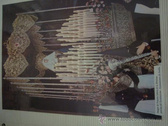 Postales: magnifico y curioso album de coleccionista de la ciudad de sevilla ysu semana santa , virgen cristo - Foto 34 - 29942249