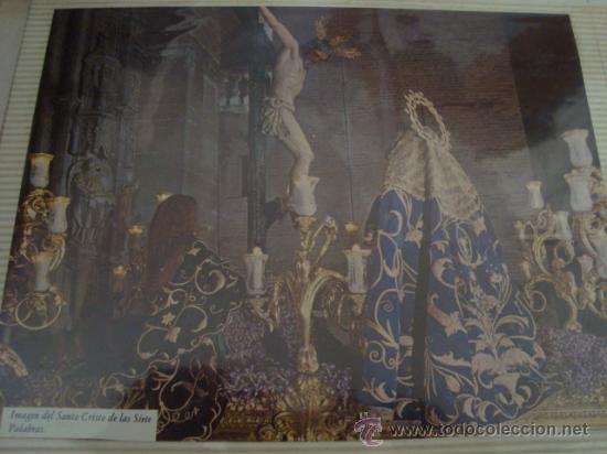 Postales: magnifico y curioso album de coleccionista de la ciudad de sevilla ysu semana santa , virgen cristo - Foto 33 - 29942249