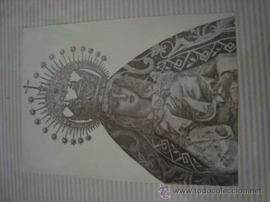 Postales: magnifico y curioso album de coleccionista de la ciudad de sevilla ysu semana santa , virgen cristo - Foto 2 - 29942249