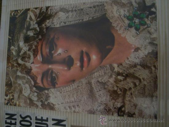Postales: magnifico y curioso album de coleccionista de la ciudad de sevilla ysu semana santa , virgen cristo - Foto 27 - 29942249