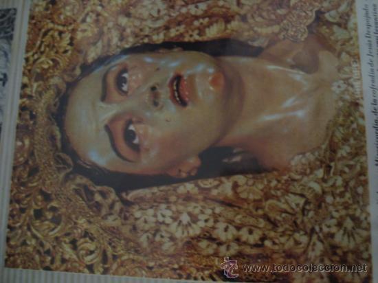 Postales: magnifico y curioso album de coleccionista de la ciudad de sevilla ysu semana santa , virgen cristo - Foto 22 - 29942249