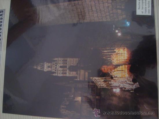 Postales: magnifico y curioso album de coleccionista de la ciudad de sevilla ysu semana santa , virgen cristo - Foto 21 - 29942249
