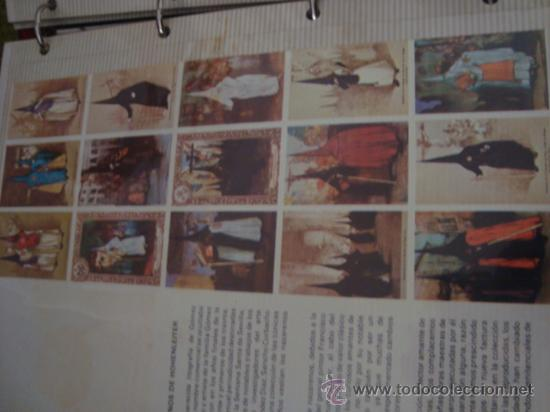 Postales: magnifico y curioso album de coleccionista de la ciudad de sevilla ysu semana santa , virgen cristo - Foto 18 - 29942249