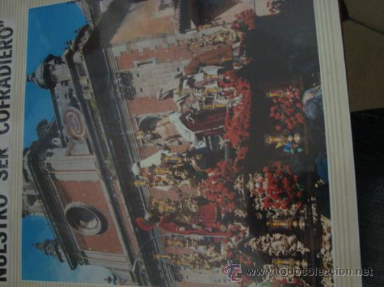 Postales: magnifico y curioso album de coleccionista de la ciudad de sevilla ysu semana santa , virgen cristo - Foto 12 - 29942249