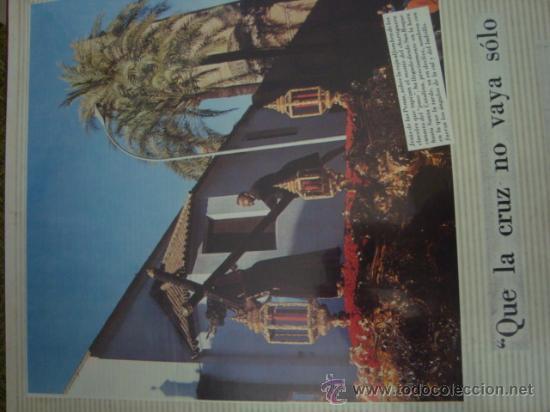 Postales: magnifico y curioso album de coleccionista de la ciudad de sevilla ysu semana santa , virgen cristo - Foto 16 - 29942249