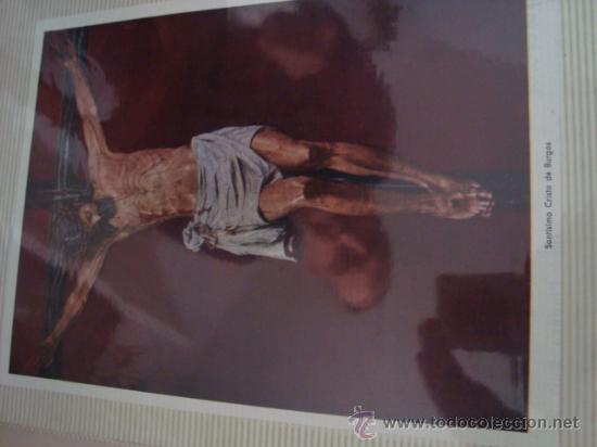 Postales: magnifico y curioso album de coleccionista de la ciudad de sevilla ysu semana santa , virgen cristo - Foto 11 - 29942249
