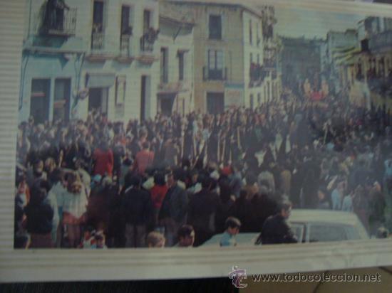 Postales: magnifico y curioso album de coleccionista de la ciudad de sevilla ysu semana santa , virgen cristo - Foto 9 - 29942249
