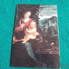 Postales: RELIGIOSAS-E4-MONTSERRAT-HENRI MET DE BLES-MADONNA. Lote 30002391