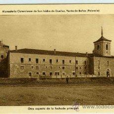 Postales: LOTE 28 POSTALES MONASTERIO CISTERCIENSE DE SAN ISIDRO DE DUEÑAS VEMTA DE BAÑOS PALENCIA. Lote 30113858