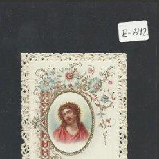 Postales: ESTAMPA ANTIGUA PUNTILLA - (E-342). Lote 30266399