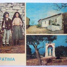 Postales: NTRA. SRA. DE FATIMA. Lote 30401251