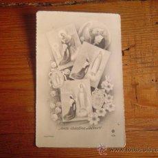 Postales: POSTAL RELIGIOSA . SANTA CATALINA LABOURE.. Lote 30408674