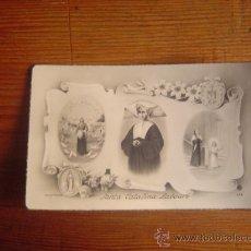 Postales: POSTAL RELIGIOSA . SANTA CATALINA LABOURE.. Lote 30408706