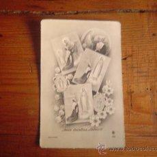 Postales: POSTAL RELIGIOSA . SANTA CATALINA LABOURE.. Lote 30408728