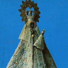 Postales: VIRGEN DE GUADALUPE PATRONA DE EXTREMADURA ED. F.I.T.E.R. ESCRITA CIRCULADA SELLO. Lote 30452827