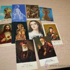 Postales: LOTE DE 10 ESTAMPAS. Lote 30577279