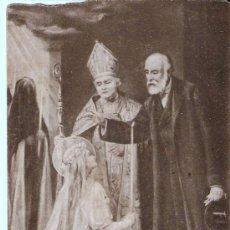 Postales: POSTAL, ENTRADA EN EL CONVENTO DE LA BEATA TERESITA DEL NIÑO JESÚS . Lote 30632189