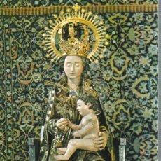 Postales: POSTAL DE LA VIRGEN SANTA MARIA LA MAYOR PATRONA DE BURGOS. Lote 30678677