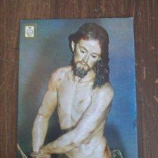 Postales: SALZILLO - LOS AZOTES (CRISTO). Lote 30906917