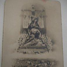 Postales: VIRGEN DE LA CARIDAD CARTAGENA . Lote 31245973