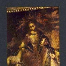 Postales: ESTAMPA RELIGIOSA: DIVINA PASTORA, ESPIRITU SANTO, RONDA. Lote 31273774