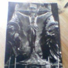 Postales: POSTAL SANTO CRISTO AGONIA LIMPIAS SANTANDER FOTO MARTINEZ 1922 (B30). Lote 31507514