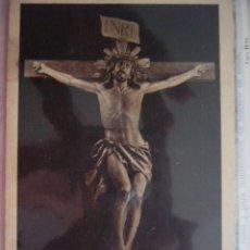 Postales: SANTO CRISTO DE LA AGONIA DE LIMPIAS. Lote 31796100