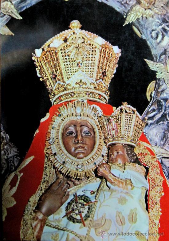 Jaen Nuestra Senora De La Cabeza Patrona De Andujar Y Diocesis De Jaen Anos 70