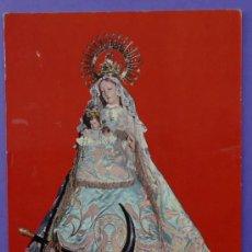 Postales: SEGOVIA. VIRGEN DE LA FUENCISLA. PATRONA.. Lote 31878358
