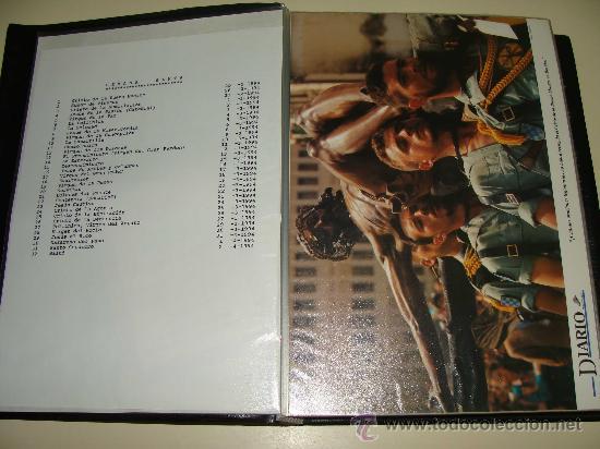 ÁLBUM DE RECORTES E IMÁGENES DE LA SEMANA SANTA DE MÁLAGA 1994 - 1996. RELIGIOSOS. (Postales - Postales Temáticas - Religiosas y Recordatorios)