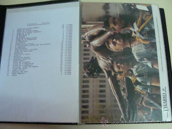 Postales: ÁLBUM DE RECORTES E IMÁGENES DE LA SEMANA SANTA DE MÁLAGA 1994 - 1996. RELIGIOSOS. - Foto 11 - 32109115
