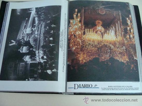 Postales: ÁLBUM DE RECORTES E IMÁGENES DE LA SEMANA SANTA DE MÁLAGA 1994 - 1996. RELIGIOSOS. - Foto 6 - 32109115