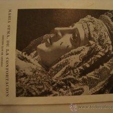 Postales: ANTIGUA ESTAMPA VIRGEN DE LA CONFORTACION , JEREZ DE LA FRONTERA , CADIZ. Lote 179329627