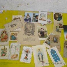 Postales: 20 POSTALES RELIGIOSAS . Lote 32523250