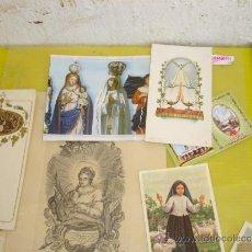 Postales: 10 POESTALES RELIGIOSAS. Lote 32523327