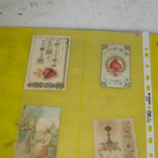 Postales: 4 POSTALES RELIGIOSAS.. Lote 32523336