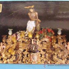 Postales: POSTAL RELIGIOSA / SEMANA SANTA. AÑO 1964. MÁLAGA. NUESTRO PADRE JESÚS COLUMNA. 911. . Lote 32726485