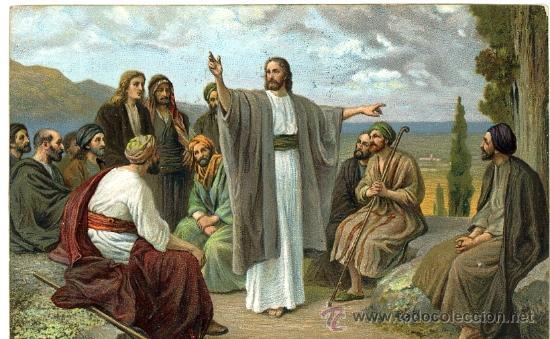 Resultado de imagen de imagenes de Jesus enseñando orar a sus discipulos